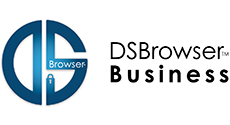 DSBrowserBusiness logo