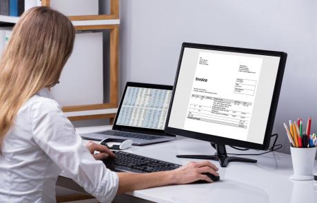 Dématérialiser les factures fournisseurs - Digitalisation des processus métiers